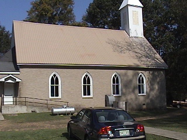 Jefferson Chapel Cemetery